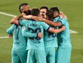 بلد الوليد ضد برشلونة.. ميسي وجريزمان فى هجوم البارسا وسواريز على الدكة