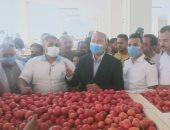 محافظة القاهرة: سوق الخميس بالمطرية كان مصدر إزعاج وتلوث للجميع