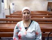 """الصحفية أمل غريب بـ""""محاكمة ممدوح حمزة"""": المتهم تعامل مع مركز حقوقى تموله قطر"""