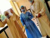 صحة بنى سويف: تعافى 13 مصابا بكورونا وخروجهم من مستشفى الحميات