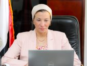 وزيرة البيئة: إطلاق موقع إلكترونى لتسجيل العاملين بمجال المخالفات الصلبة