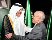سفير السعودية بالقاهرة: أتقدم بأحر التعازى للرئيس السيسى فى وفاة العصار