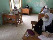 مدير المواد الثقافية بأزهر الأقصر يتابع امتحانات الشهادة الثانوية