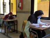 فريق مكافحة الغش يضبط الطالب المسئول عن تصوير امتحان فيزياء الثانوية العامة