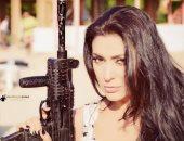 """مايا نصرى تعود إلى القاهرة لاستكمال تصوير فيلم """"زنزانة 7"""""""