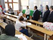 آداب عين شمس: 9600 طالب وطالبة يبدأون امتحانات الفرق النهائية على 4 فترات