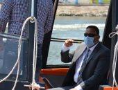 """شاهد .. المسار المقترح لـ""""ممشى أهل مصر"""" على نهر النيل بالدقهلية"""