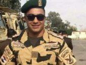 """شقيقه خالد مغربى فى ذكرى استشهاده: """"كان بيقولى إنتى تطولى تكونى أخت الشهيد"""""""