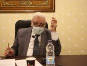 """اللجنة الدينية بالبرلمان تبحث مشكلات  """"المعاهد """" بحضور ممثل الأزهر .. صور"""