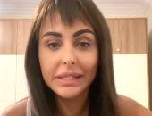 بعد اتهامها بالتنمر على المحجبات ..ميس حمدان تقلد شخصية فتاة مراهقة..فيديو