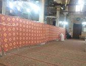 أوقاف القاهرة تعد خطة بأسماء ومسئولى المتابعة استعدادا لفتح مسجد الحسين