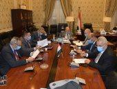 """لجنة الدفاع بمجلس النواب توافق على تعديل قانون """" المراقبة الشرطية  """""""
