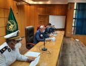 محافظة القليوبية تبدأ الموجة الـ 16 لإزالة مخالفات قانون البناء