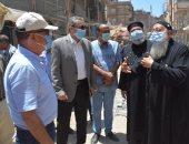 منسق عام مشروع تطوير مسار العائلة المقدسة يشيد بأداء محافظة الغربية