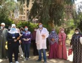 صحة بنى سويف: تعافى 23 مصابا بكورونا وخروجهم من مستشفى الأمراض الصدرية