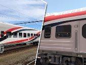 السكة الحديد تدرس تشغيل قطارات مكيفة لأول مرة على خطوط الضواحى.. نقل القطارات المكيفة الحالية للعمل بخطوط المسافات القصرة تباعا مع دخول العربات الروسية الجديدة للخدمة.. واستمرار توالى العربات الـ1300 بالكامل