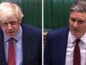 استطلاع أوبزرفر يكشف تقدم العمال البريطانى على المحافظين لأول مرة فى عهد جونسون