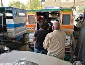 """أهالى إدفو يشيدون بإلغاء سيارات """"الكبود"""".. ويؤكدون: خطر على المواطنين"""