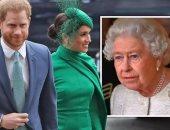 """تايمز: الأمير هارى """"مستاء"""" لموافقة الملكة على فقدانه جميع الرعاية الملكية"""