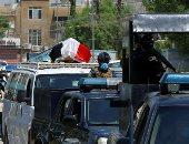 جنازة الهاشمى تفجر نيران الغضب ضد الإرهاب فى العراق.. فيديو