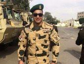 والد الشهيد مغربى دبابة فى ذكرى استشهاده: لم يفارقنا لحظة