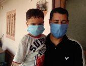 بتر ذراعى طفل بكفر الشيخ لانفجار كشك كهرباء بقرية بكفر الشيخ