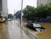 3 فيديوهات ترصد فيضانات عارمة ضربت الصين