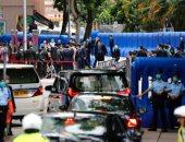 الصين تفتتح مكتبا لوكالة الأمن القومى فى هونج كونج.. صور