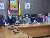 محافظ شمال سيناء يؤكد اهتمام الدولة بقطاع الصحة ويدشن جمعية لمرضى الأورام