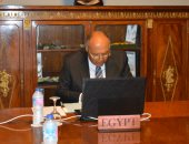 وزير الخارجية يبحث مع نظيره الألمانى التطورات على الساحة الليبية
