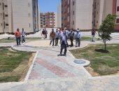 مساعد نائب وزير الإسكان: الانتهاء من تنفيذ 4600 وحدة سكنية بالعاشر من رمضان