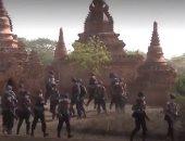 صحيفة: 10 آلاف مواطن صينى عالقين على الحدود مع ميانمار بمدينة رويلى
