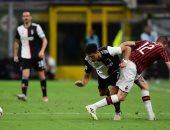 ميلان يكتسح يوفنتوس برباعية في الدوري الإيطالي