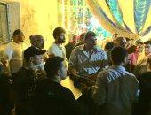 صور.. فض فرح شعبى بالمنصورة وتحرير محضر للقائمين عليه