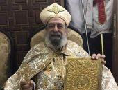 وفاة القمص صموئيل أنطون كاهن كنيسة القديسة دميانة في طنطا
