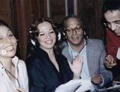 """ذكرى رحيل عبد المنعم مدبولى الـ14.. صور نادرة من كواليس مسرحية """"ريا وسكينة"""""""
