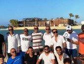 صيف النجوم بدأ على البحر.. إجازة السقا وكرارة وياسمين عبد العزيز × 15 صورة