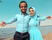 """فيديو.. عبد الرحمن ومنار عروسان من """"قصار القامة"""" يعقدان قرانهما ويتحديان التنمر"""