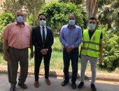 قافلة صندوق تحيا مصر تصل مستشفى الحميات بمدينة بنها لتوفير الواقيات الطبية