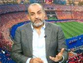 شبانة فى تليفزيون اليوم السابع يكشف عن حوار صالح جمعة وموسيمانى فى الأهلى