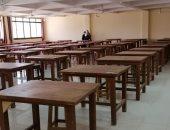 كلية الهندسة بجامعة الفيوم تستعد لامتحانات الفرقة الرابعة.. صور