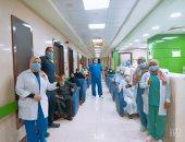 ارتفاع عدد المتعافين من كورونا بمستشفى إسنا للحجر لـ915 حالة حتى الآن.. صور