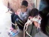 حجز المتهم بتعذيب طفلين لسرقتهما دراجة هوائية بالشرقية