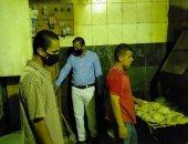 تموين سوهاج تحرر 64 محضر ومخالفة فى حملة موسعة بمراكز المحافظة