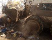 رئيس حى ثان طنطا يقود حملة نظافة وتطهير بشوارع المدينة