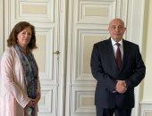 ستيفانى تبحث مع رئيس البرلمان الليبى إيجاد حل سياسى للأزمة الليبية