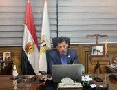 وزير الشباب يشهد الجلسة الافتتاحية للملتقى الدولى للتسويق والاستثمار الرياضى
