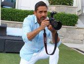 """أمير كرارة """"مصوراتى"""" للمرة الثانية بعد نجاح الاختيار.. صور"""
