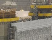 السعودية تشيد أضخم بوابة للحرم المكى.. تحفة معمارية (صور)