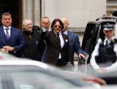 """محاكمة جونى ديب بتهمة الاعتداء على طليقته آمبر هيرد .. """" تفاصيل """"صادمة """""""